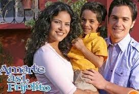 Imagen de la Telenovela  Amarte Asi Frijolito Capitulo 102