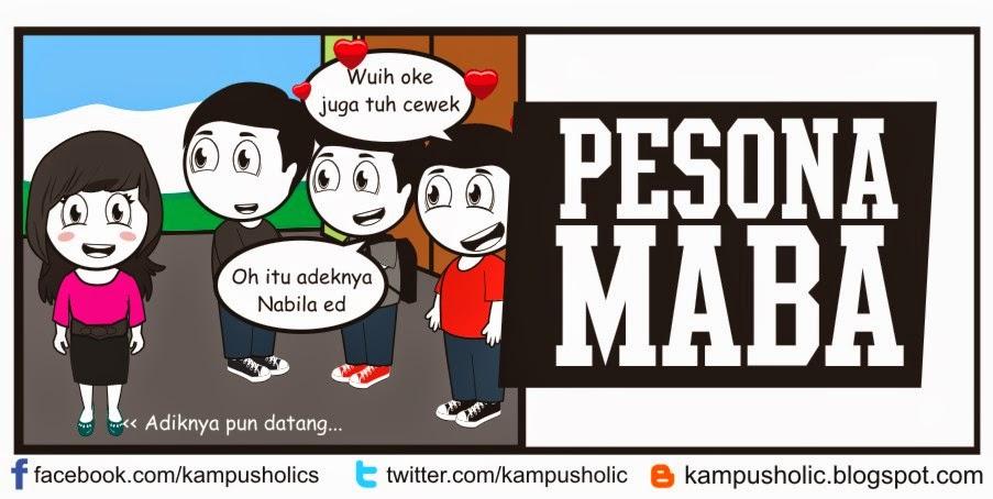 Pesona MABA (Mahasiswa Baru)