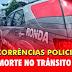 Homem morre em acidente de moto na rodovia CE-284, em Jucás