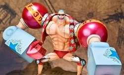 ONE PIECE ZERO FRANKY