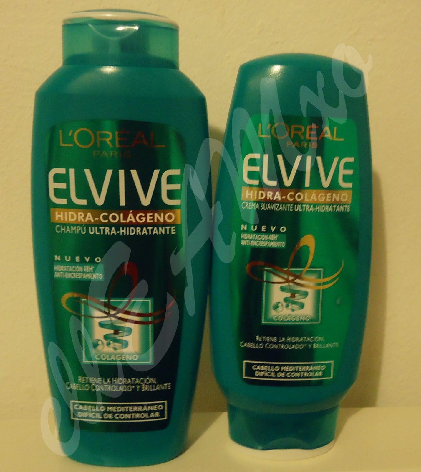 Champu hidratante para cabello rizado