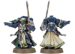 Warhammer 40k Dark Vengeance box set - Librarian Turmiel