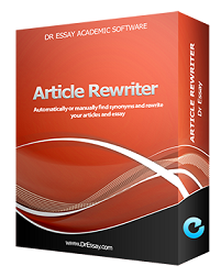 article rewriter dr essay