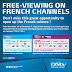 Free Viewing On DsTv
