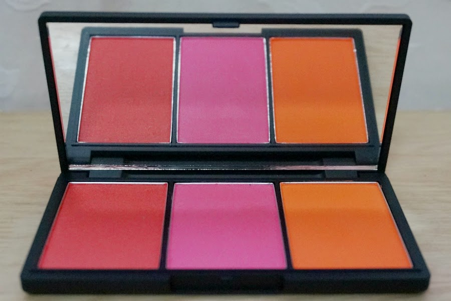 Sleek Makeup Blush by 3 in Pumpkin
