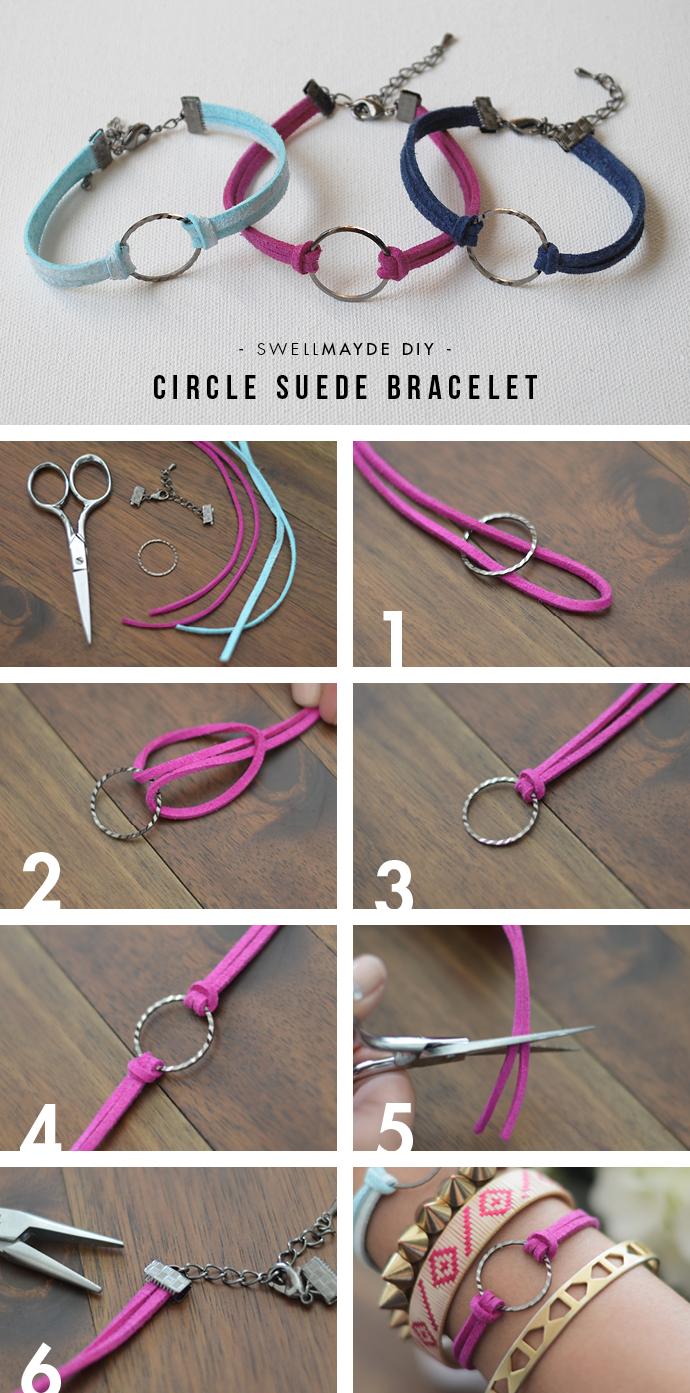 Gut bekannt DIY : Bracelets facile à faire - Le blog de mes loisirs DC94