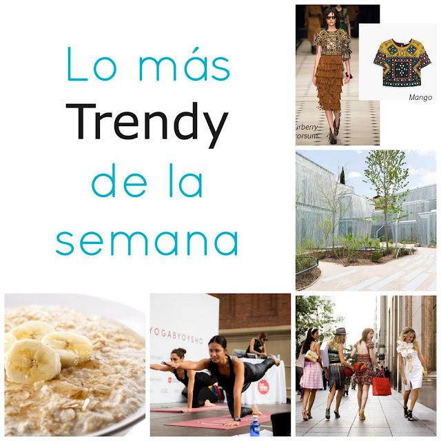 Planes recomendaciones mas trendy estilo fin de semana Madrid estilista