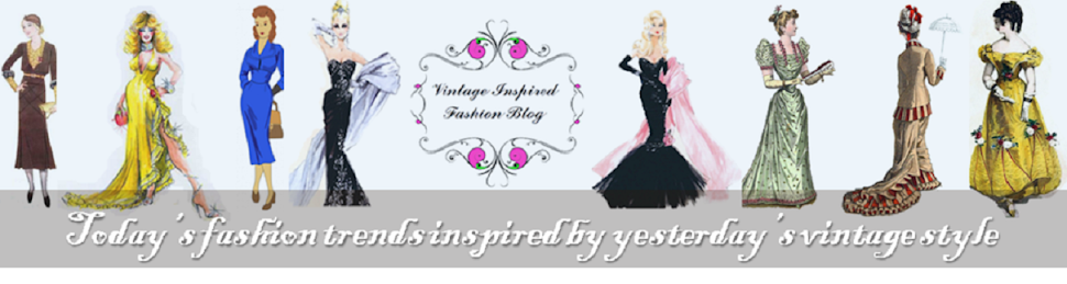 Vintage Inspired Fashion Blog