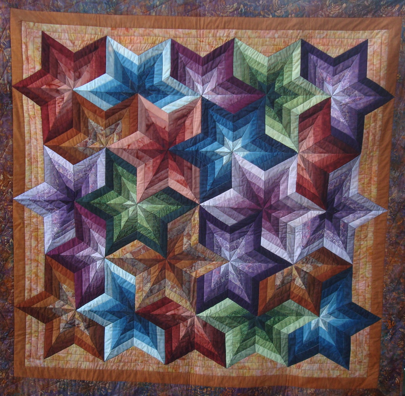 Patterns Gallery: QuiltinGal Barbara H. Cline: Gallery II