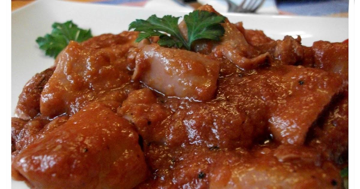 Calamares en salsa americana cocinando en casa de juanico for Cocinar calamares pequenos