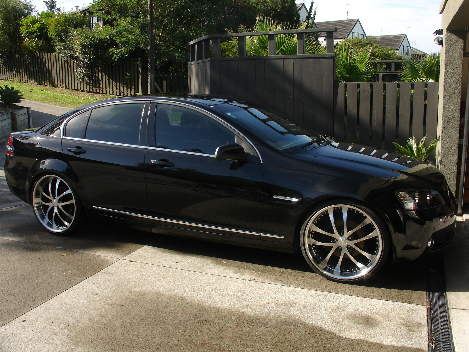 2007 Holden Commodore Calais V On 22 Inch Rims Only The Cleanest