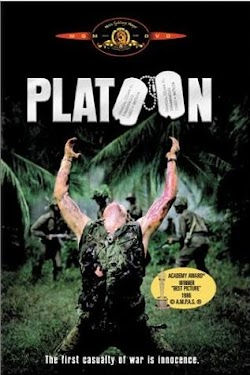 Trung Đội - Platoon (1986) Poster