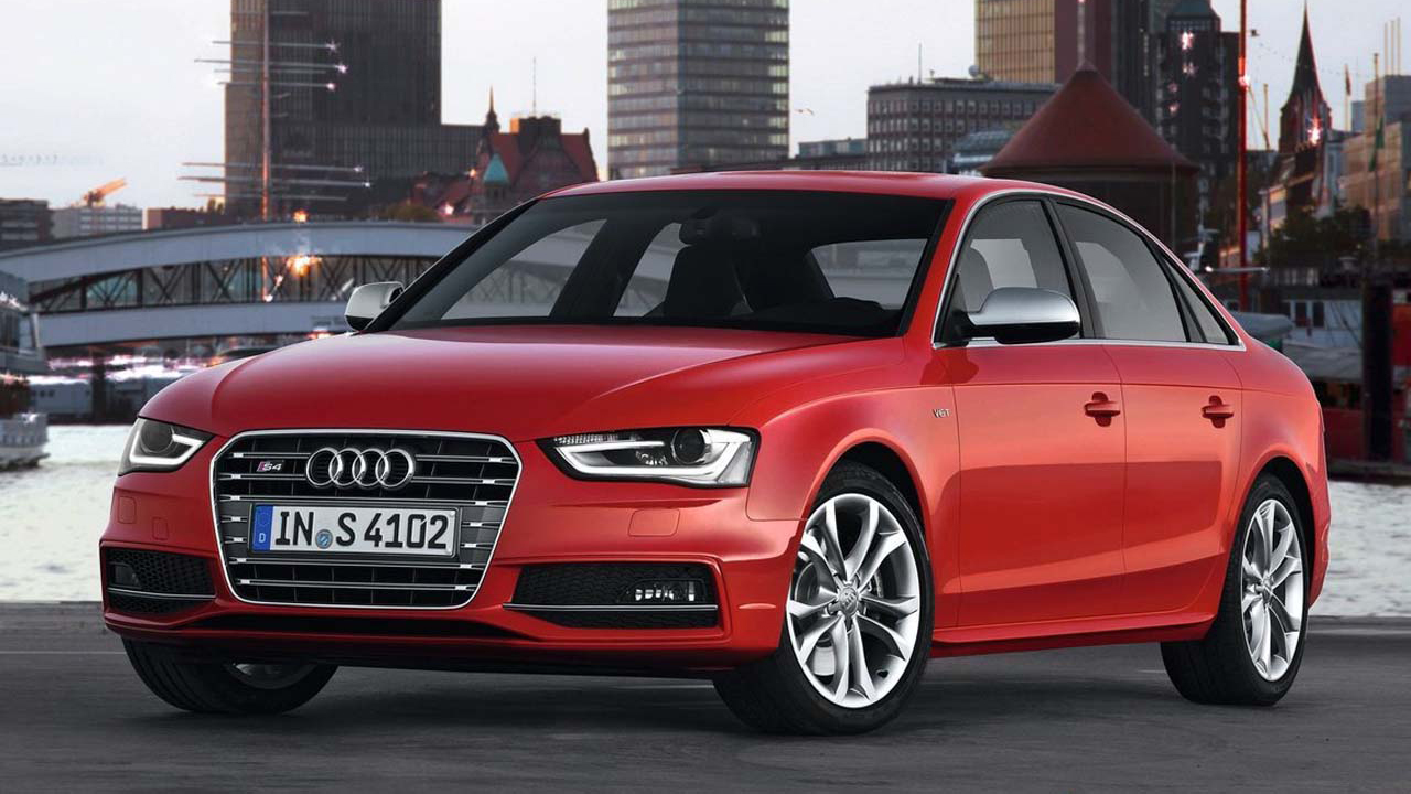 r 345 mil audi s4 quattro 3 0 v6 tfsi kompressor 333 cv. Black Bedroom Furniture Sets. Home Design Ideas