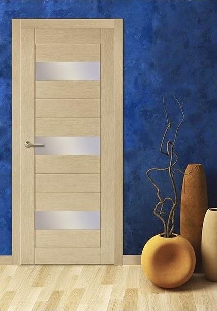 Межкомнатные двери бежевого цвета в интерьере фото