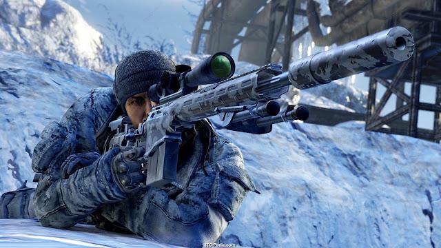 Sniper Ghost Warrior 2 Siberian Strike DLC - FLTDOX