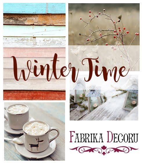 +++ Задание декабря Winter Time до 31/12
