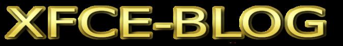 XFCE-BLOG