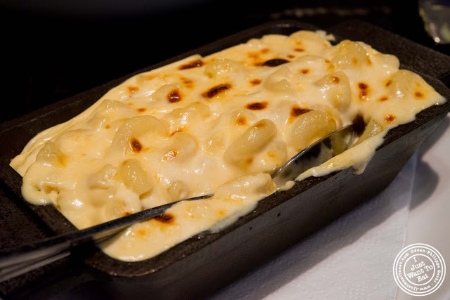 image of Mac and cheese at Blue Smoke in NYC, New York