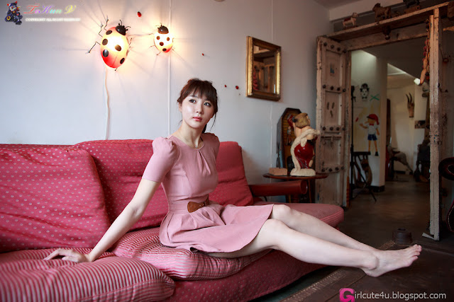2 Girl Next Door - Yeon Da Bin-Very cute asian girl - girlcute4u.blogspot.com