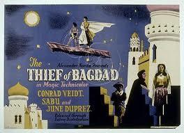"""مشاهدة فيلم الاساطير """"لص بغداد"""" اونلاين مترجم للعربية"""