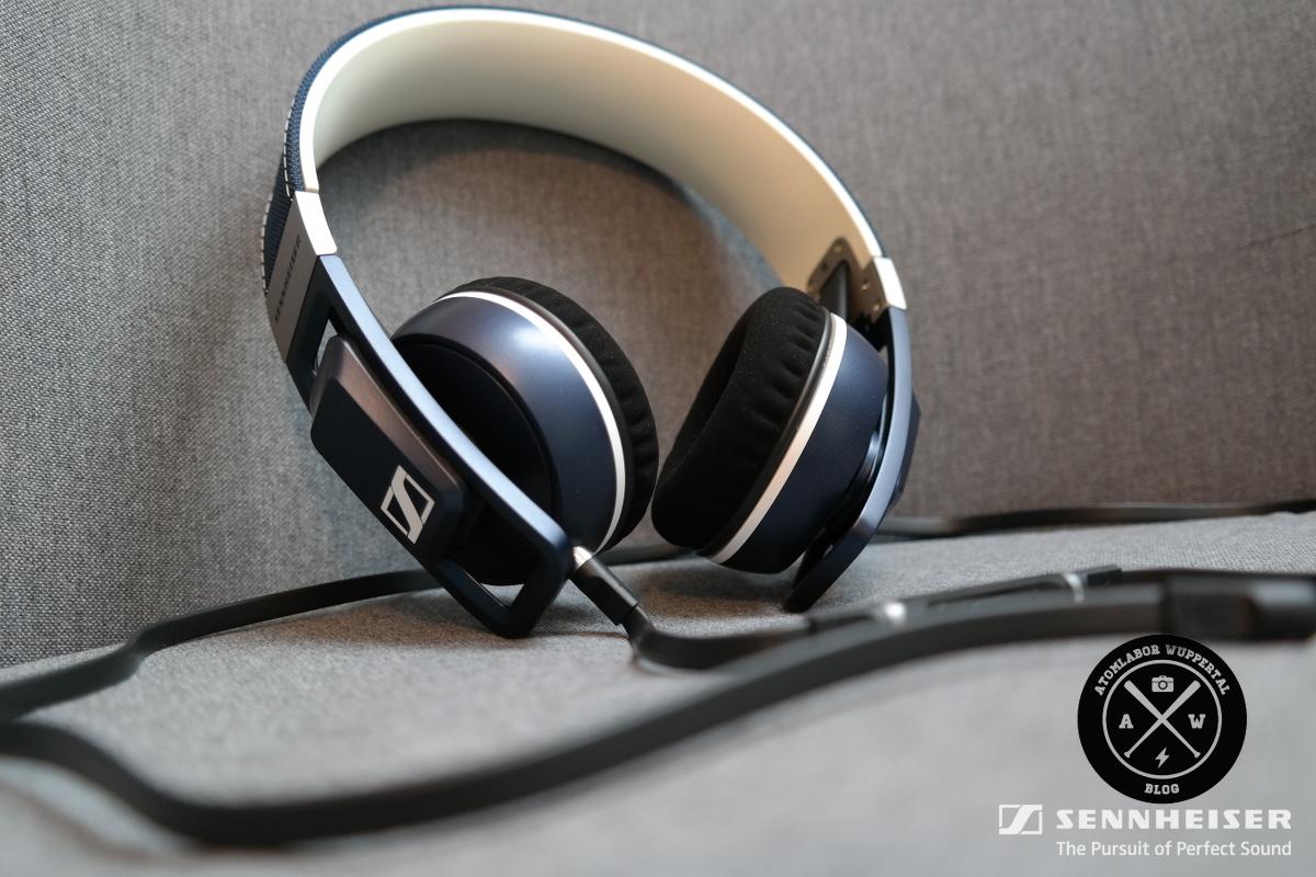 Sennheiser Urbanite Kopfhörer - Der On Ear Kopfhörer für Lifestyler - Atomlabor Blog