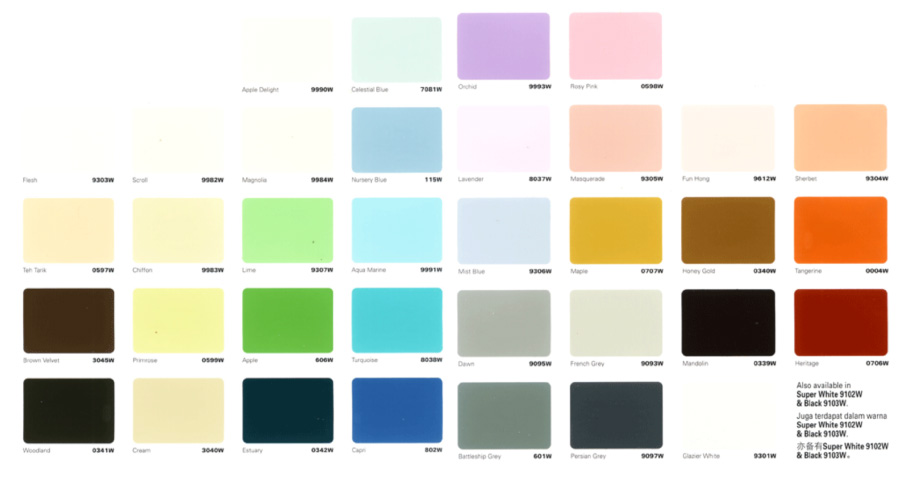 berger paint colour chart barbados home painting