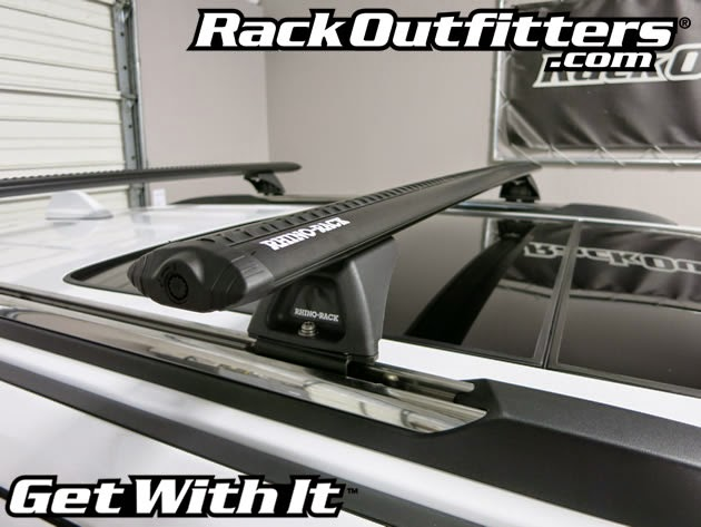 Rack Outfitters Jeep Grand Cherokee Rhino Rack Vortex