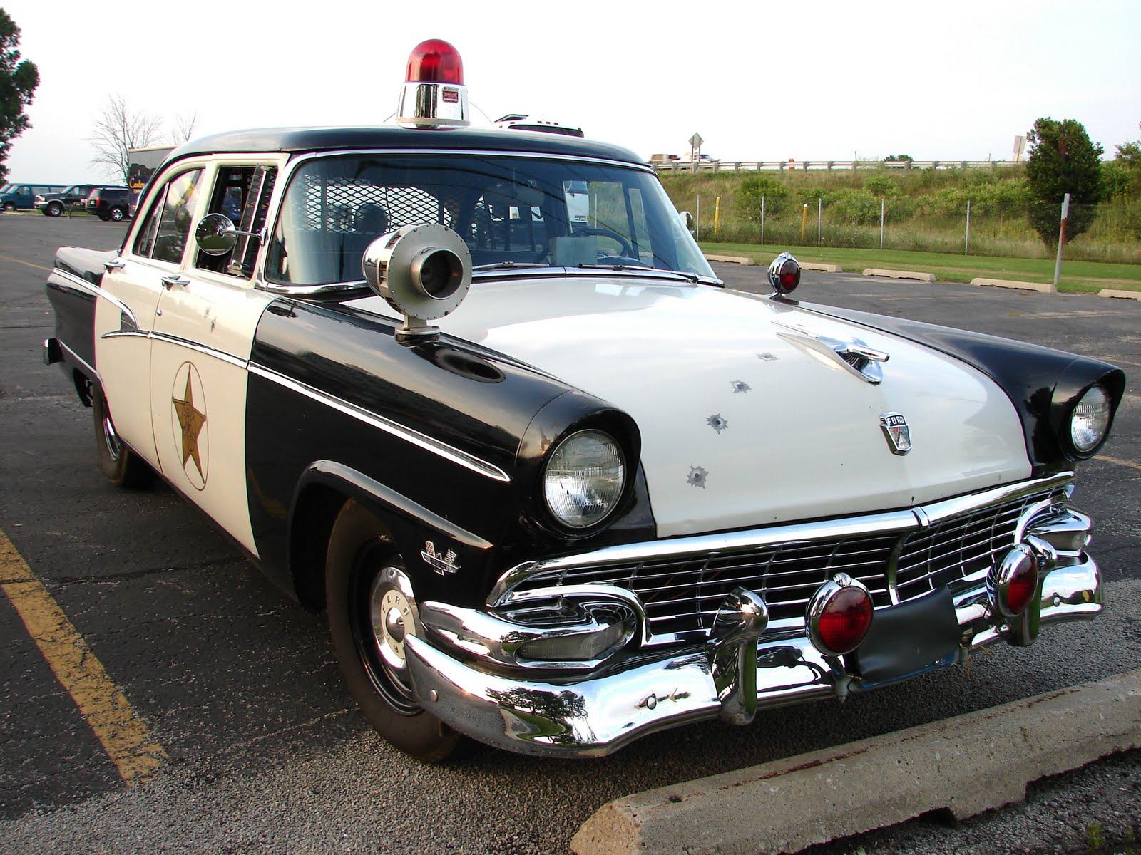 vintage police cars |vintage cars
