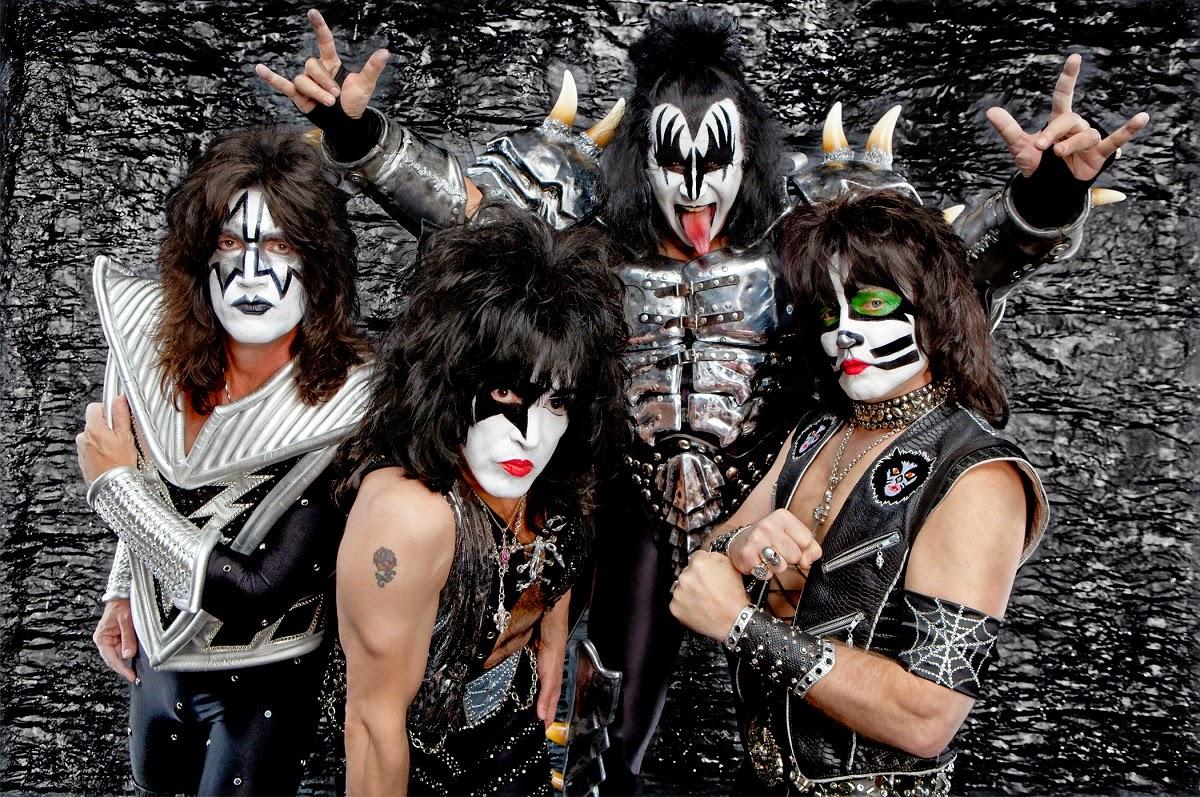 kiss - band