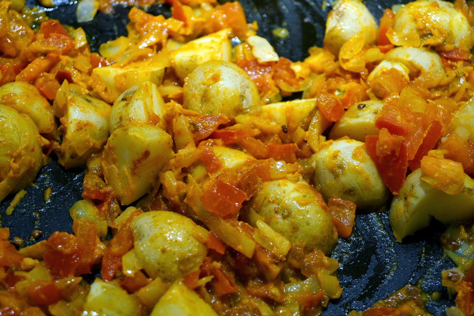 Onions and paper aludam nepalese spiced potatoes aludam nepalese spiced potatoes forumfinder Choice Image