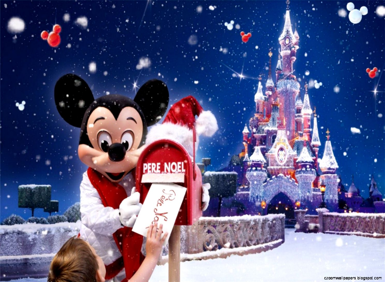 Free Disney Christmas Downloads