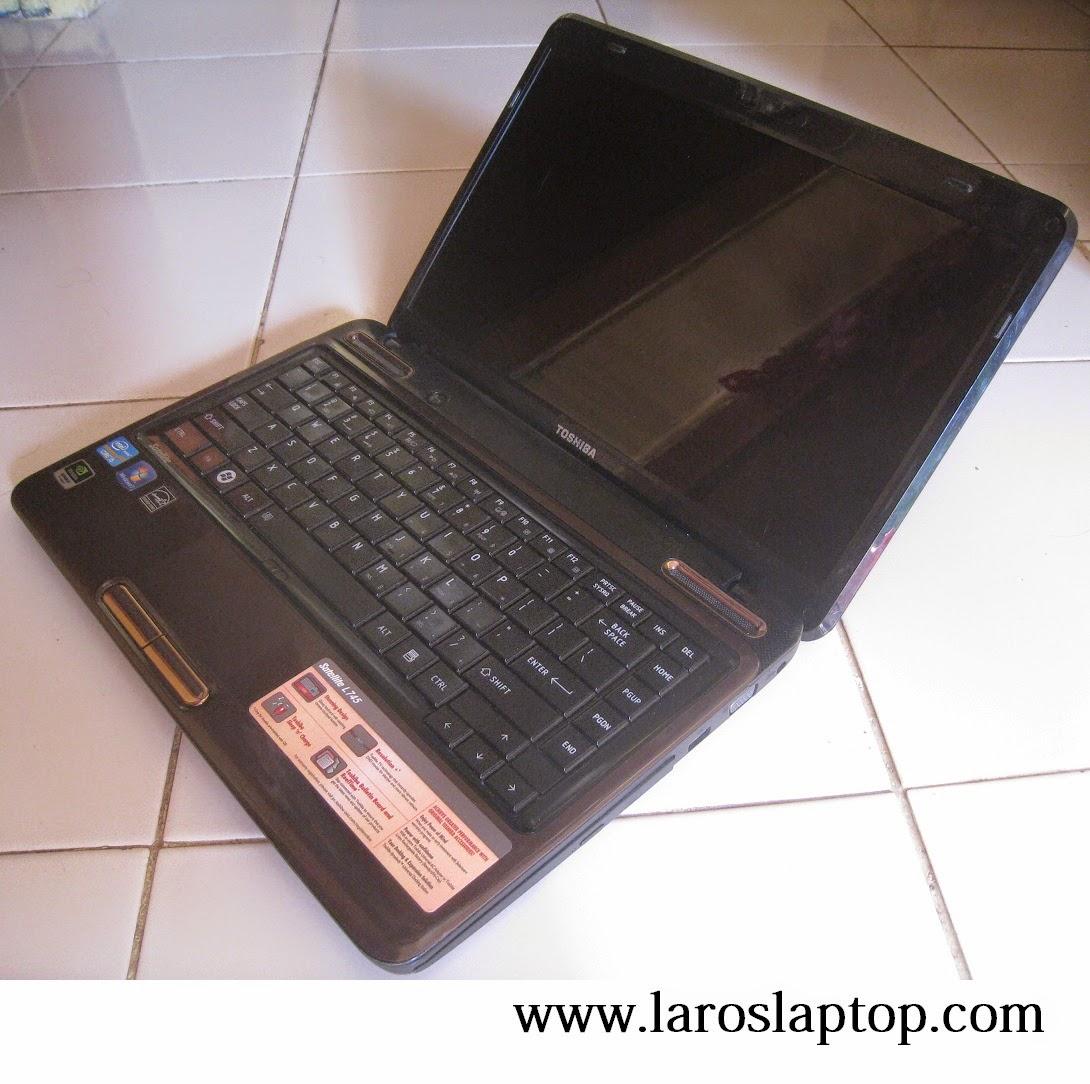 Laptop Gaming TOSHIBA Satellite L745