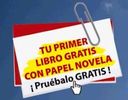 ¿Quieres imprimir gratis tu libro?