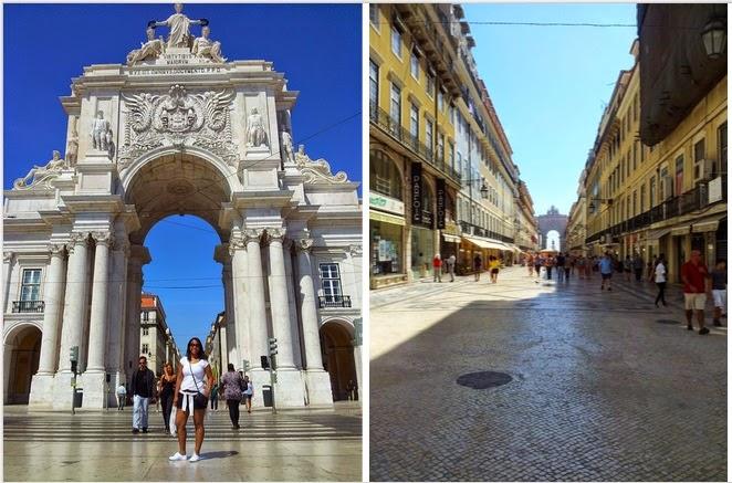 Lisboa, Portugal - De Mochila pela Europa! - Viviane Rodri