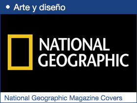 Design Evolution of National Geographic Magazine Covers