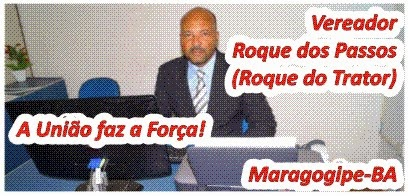 Vereador Roque do Trator