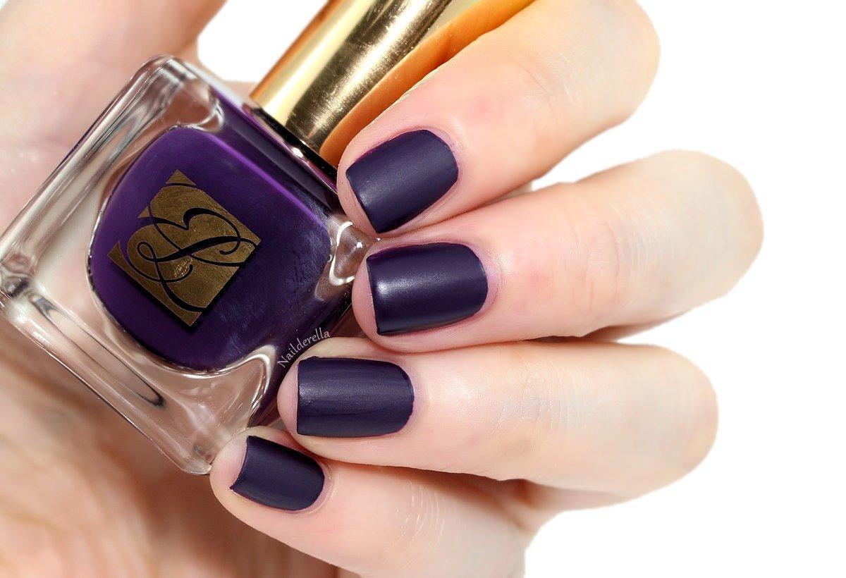 Estée Lauder - Matte nail polishes - Nailderella
