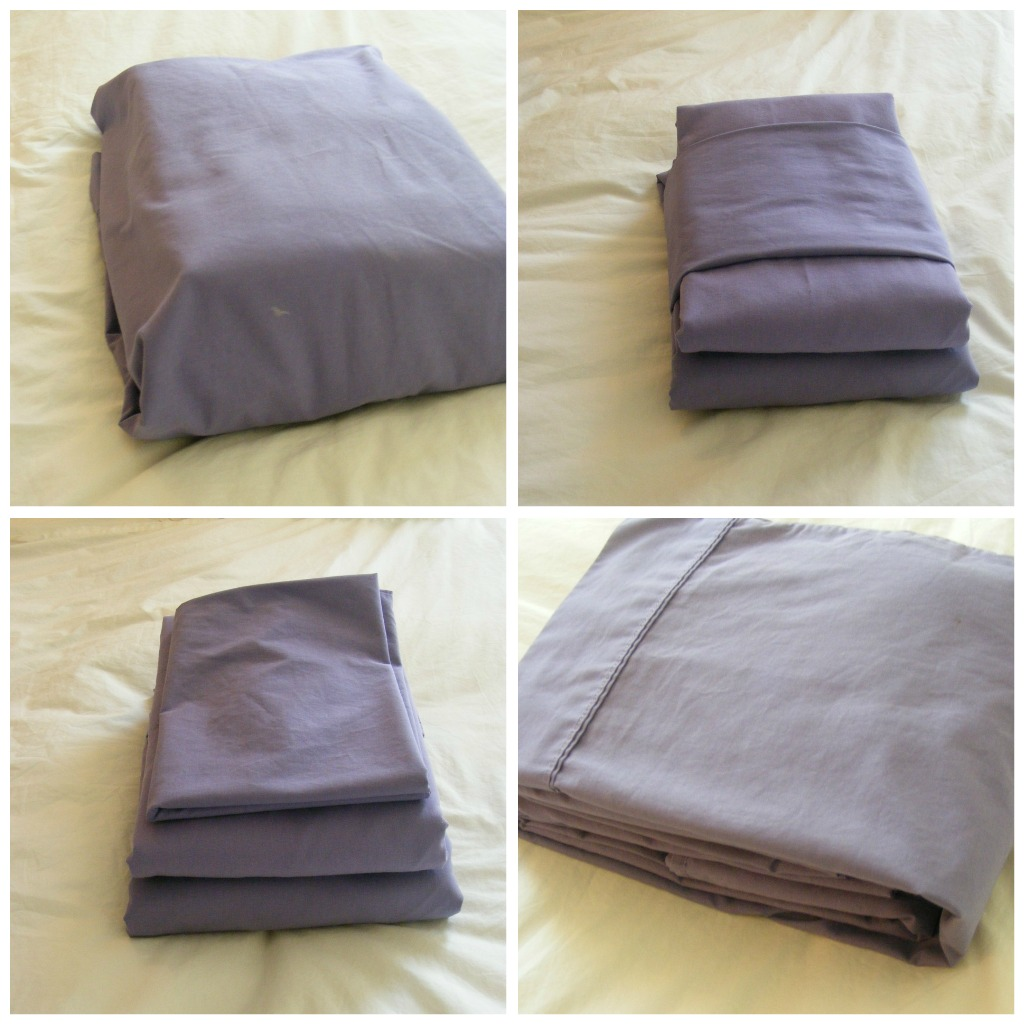 How To Fold Sheets Into A Nice Little Package Cafemom