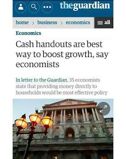 Pakar Ekonomi Britain Saran Contohi Pemberian Dedak BR1M Di Malaysia