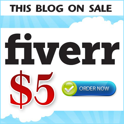 sell blog on fiverr