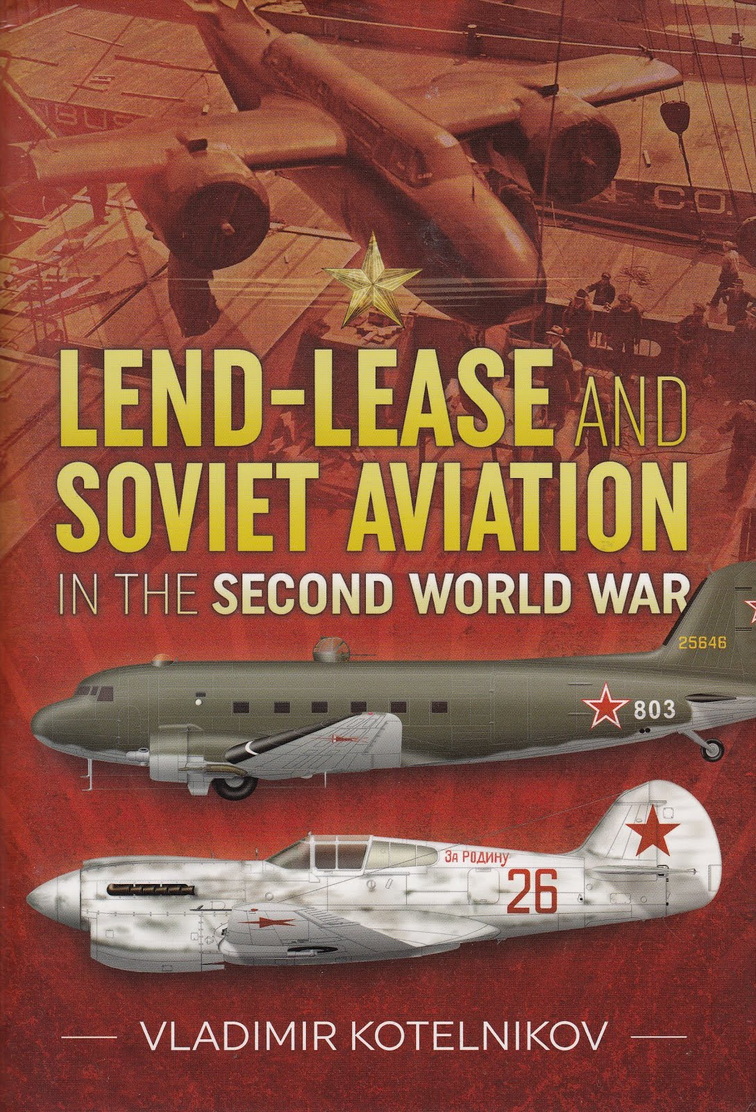 Lend-Lease and Soviet Aviation