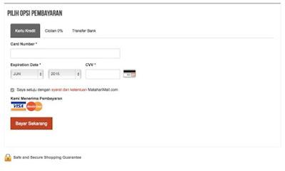 mataharimall menerangi e-commerce indonesia