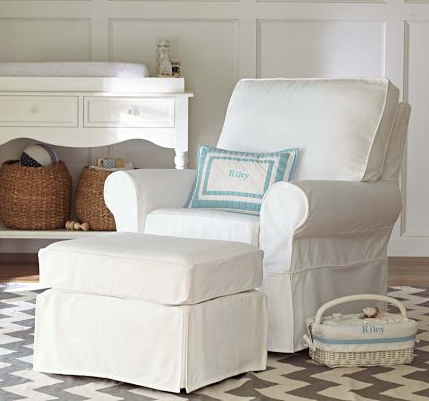 decorgreat nursery glider