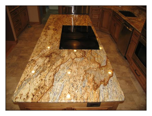 Most Expensive Countertops : Cheri quite contrary granite for the new house