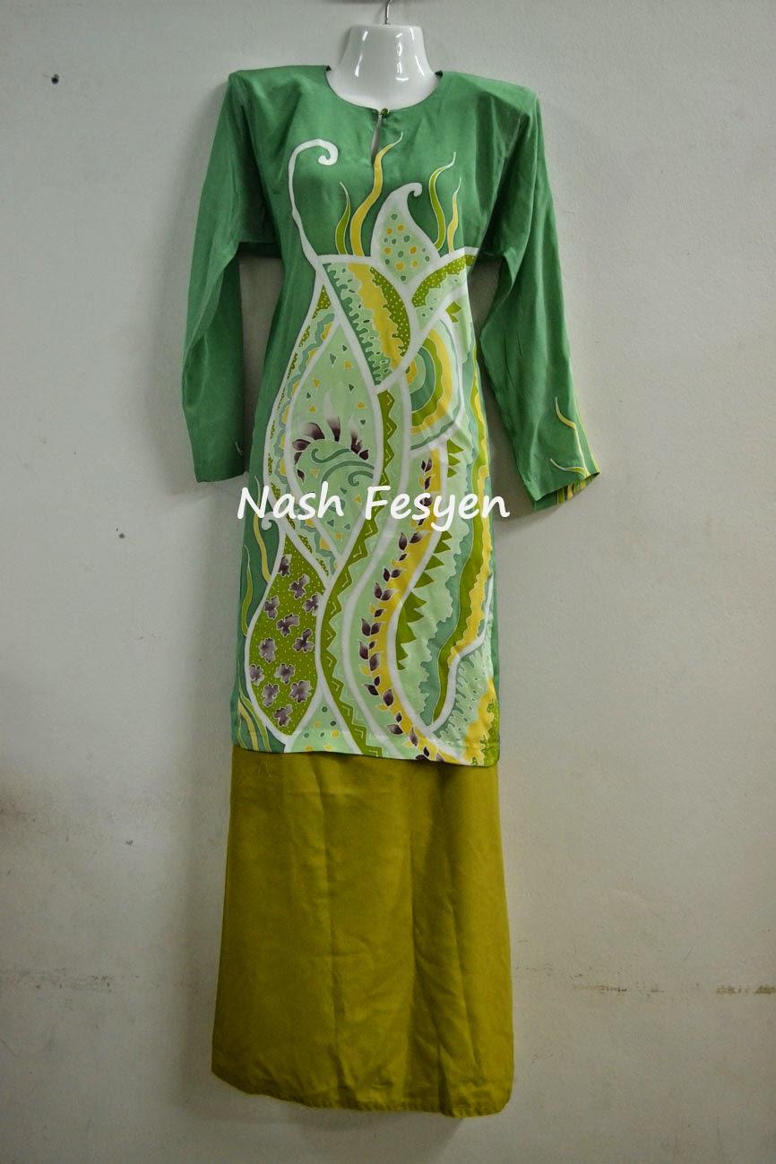 Baju Kurung Batik Malaysia