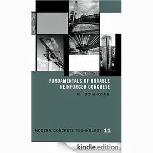 Book: Fundamentals of Durable Reinforced Concrete by Mark G. Richardson