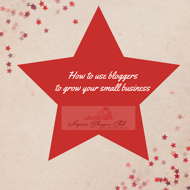 How to use bloggers to grow your small business