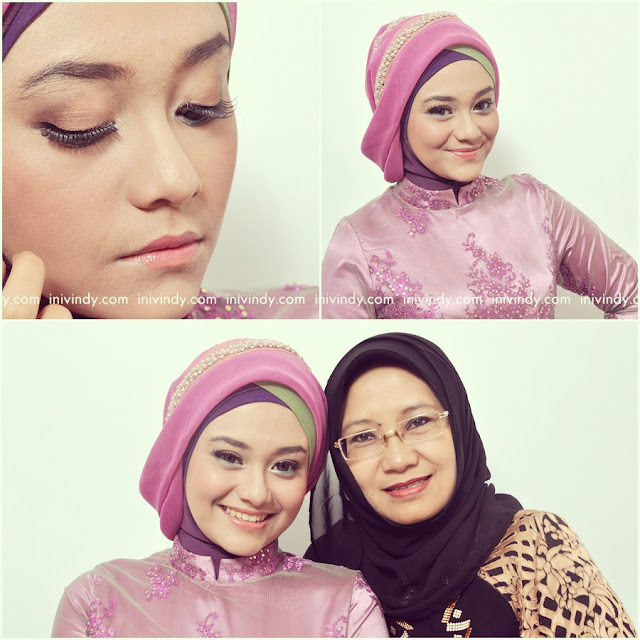 Ini Vindy Yang Ajaib Tutorial Make Up Natural Dan Hijab | Share The ...