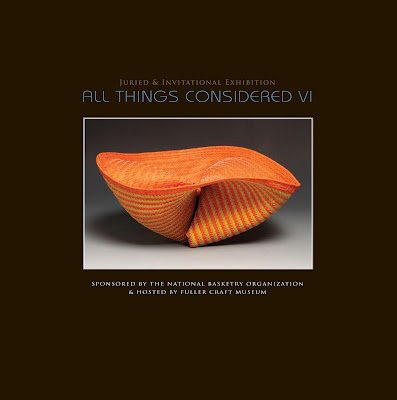 Full Color Catalog for All Things Considered VI available for sale at NBO Store Cover image Dorothy McGuinness, Citrus, Photo credit: Ken Rowe
