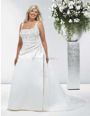 BEST WEDDING IDEAS: Some Tips How To Choose Plus Size ...